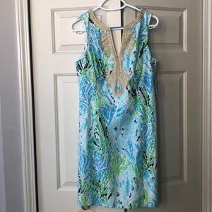 Lilly Pulitzer cotton dress size 10